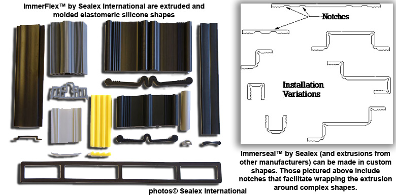 Manufactured Joints And Extrusions Jvs Building Services