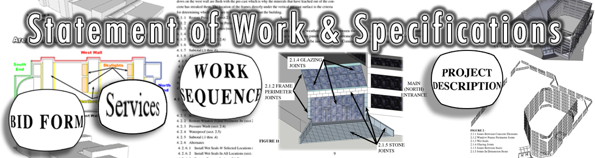 Statement of Work & Specifications