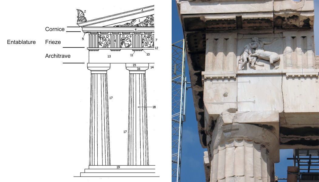 Architectural terms jvs building services for Building terms
