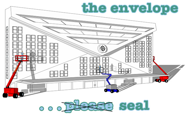 the envelope seal newsletter